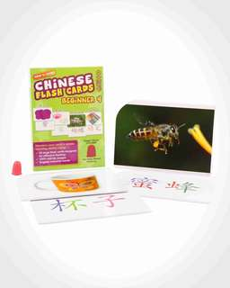 Wink To Learn Chinese Flash Card - Beginner 4