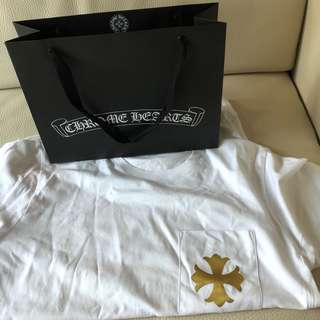 Chrome Hearts x Puyi limited edition Tee