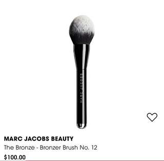 Marc jacob brush & bronzer