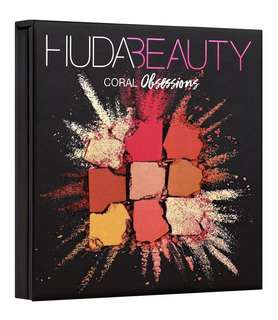 Huda Beauty Coral Obsession