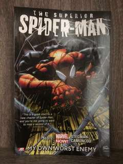 "The Superior Spider-Man ""My Own Worst Enemy"" (Marvel Now!)"