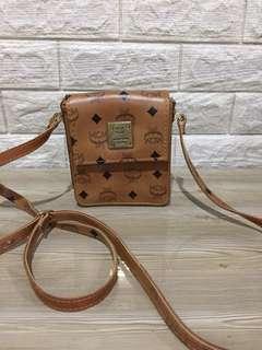 MCM Nano Sling Bag