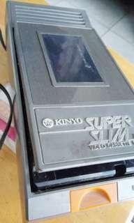 復古型錄影帶洗帶機