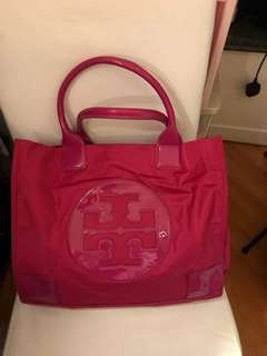 Tory Burch (Red & Blue)