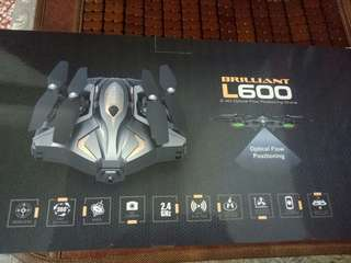 🚚 L600空拍機