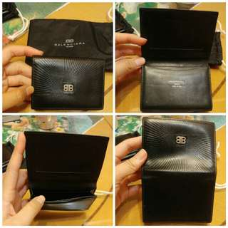 Balenciaga Card Holder ($400 for 2)