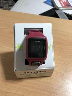 TomTom multi sport cardio watch