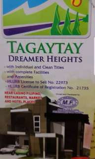 Corner Lot For Sale In Tagaytay