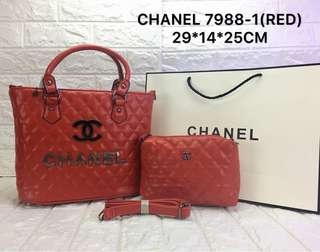 Chanel 2in1 set 7988-1