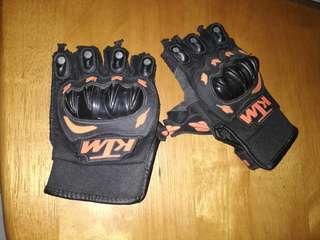 Ktm mc hand gloves