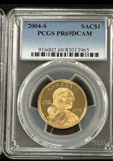 PCGS PR69DCAM美國紀念銅幣