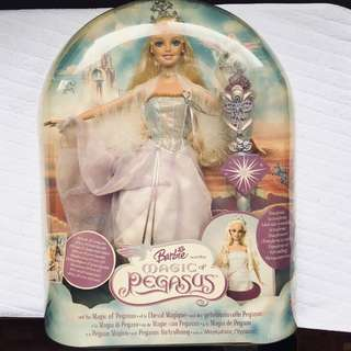 Barbie and the Magic of Pegasus: Barbie Doll