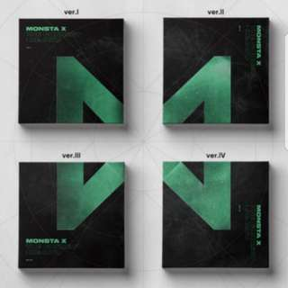 [PRE-ORDER] MONSTA X THE CONNECT