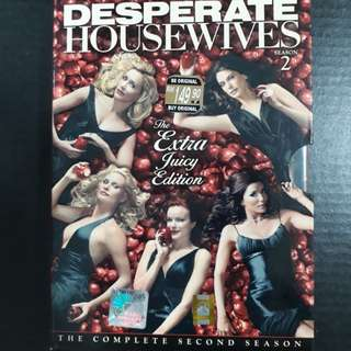 Desperate Housewives DVDs (Season 2)