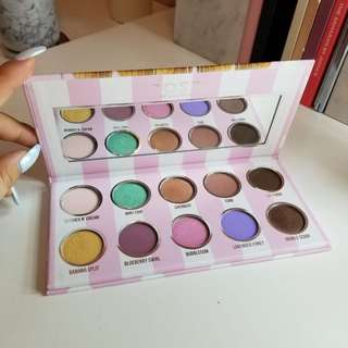 Dose of Colors Eyescream Platte