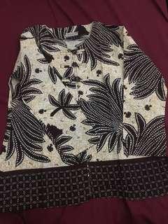 Baju batik / atasan batik