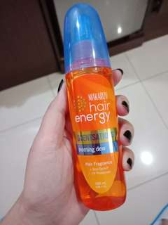 Hair Energy Sensations