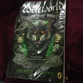 [REPRICE] Wereworld Book 1: Rise of The Wolf
