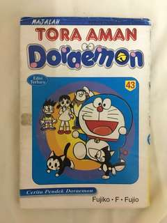 Doraemon Vol.43