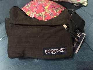 Jansport Dark Gray Sling Bag
