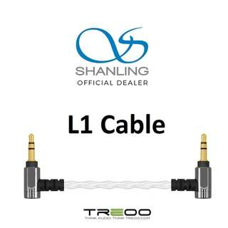 Shanling L1 3.5mm to 3.5mm Hifi Audio Line Out Cable