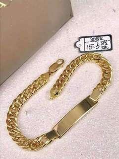18k Saudi Gold Spl