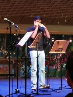 Harmonica Lesson