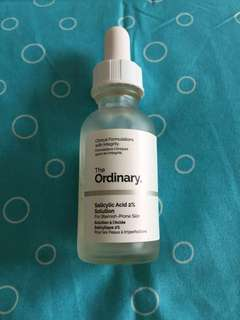 Salicycic Acid 2%