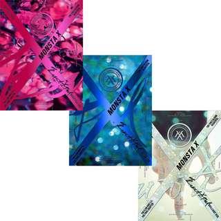 [PRE-ORDER] MONSTA X BEAUTIFUL ALBUM