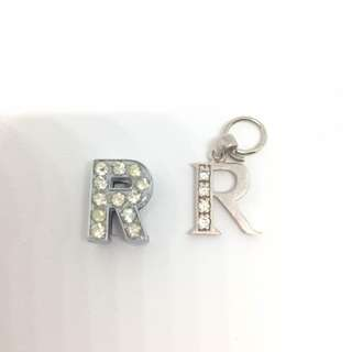 Necklace Alphabet
