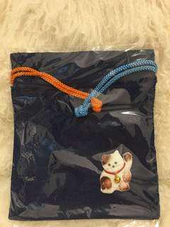 日本製布袋仔
