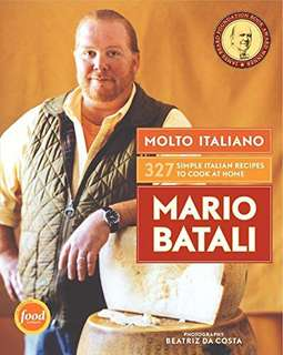 Cookbook: Mario Batali Molto Italiano