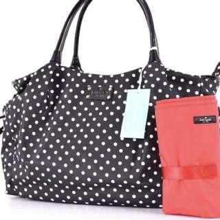 Kate Spade Nursery Bag