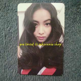 [WTS/WTT] F(X) VICTORIA 4 WALLS OFFICIAL PC