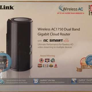 d link router 11ac ac 1750