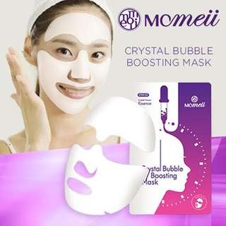 Momeii Crystal Bubble Boosting Mask