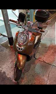 Yamaha Fino 115cc