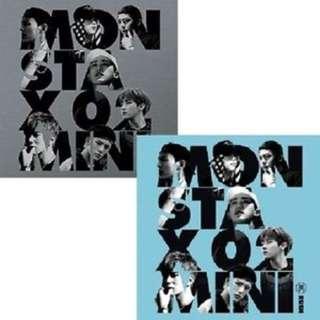 [PRE-ORDER] MONSTA X 2ND MINI ALBUM RUSH SECRET ALBUM
