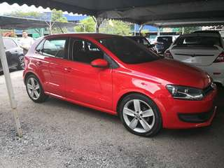 VW Polo Sport 1.2 TSI Turbo