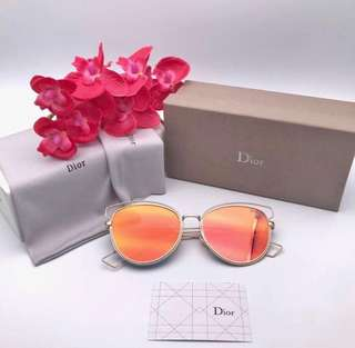 Dior sunglasses (include box)