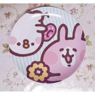 卡娜赫拉 碟 款1 Kanahei Small Animals 粉紅兔兔 禮物 p助