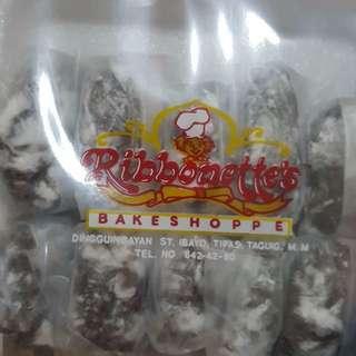 Ribbonette's Choco Crinkles