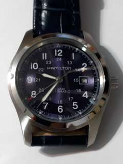 (R)HAMILTON AUTOMATIC WATCH