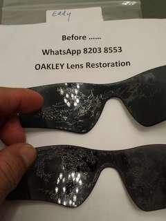 69e8b73b61 Oakley Repair Service Restoration Radar Ev Path Radarlock Jawbone Half Flak  Racing Jacket HiJinx FrogSkins Jupiter