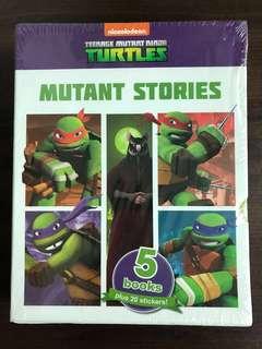 nickelodeon Teenage Mutant Ninja Turtles - Mutant Stories