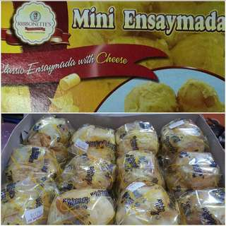 Ribbonette's Mini Ensaymada