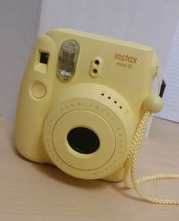 Fujifilm Instax Mini 8 - rosak/faulty for collection /display
