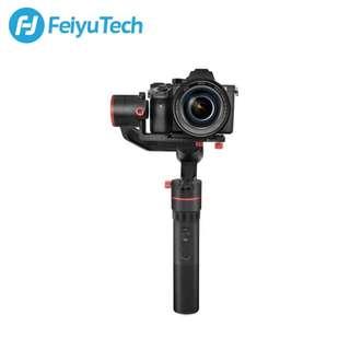Feiyu Tech a1000 3-Axis Gimbal for DSLR Mirrorless Camera