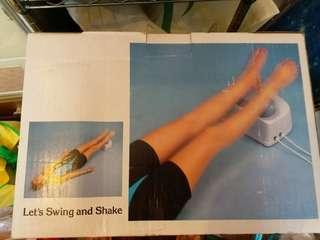 shake and swing machine