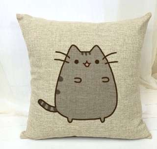 Pusheen The Cat Cushion Cover - New